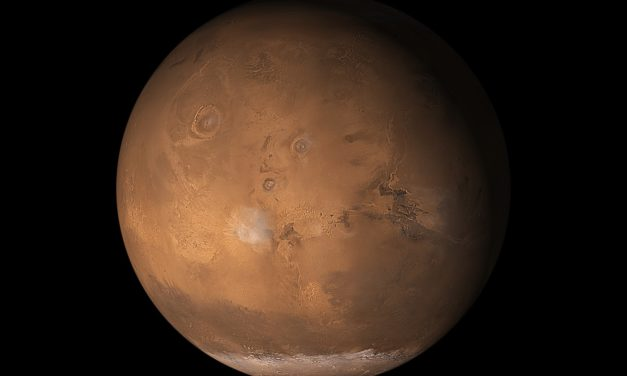 ¿Marte con anillos? Podría ser
